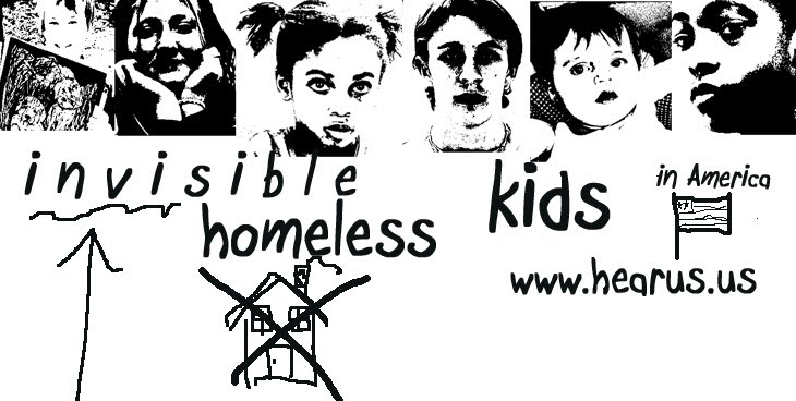 invisible homeless kids