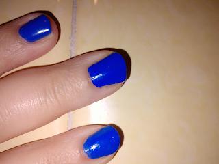 Vernis H&M Blue Muy Mind