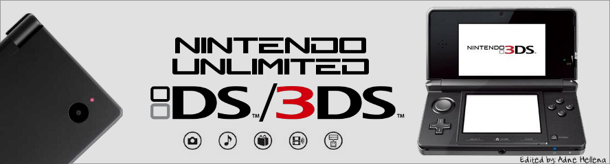 Nintendo DS/3DS Unlimited BETA