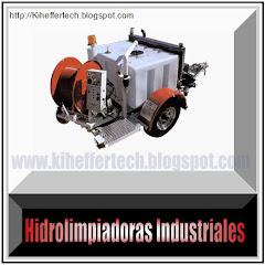 Hidrolimpiadoras Industriales.