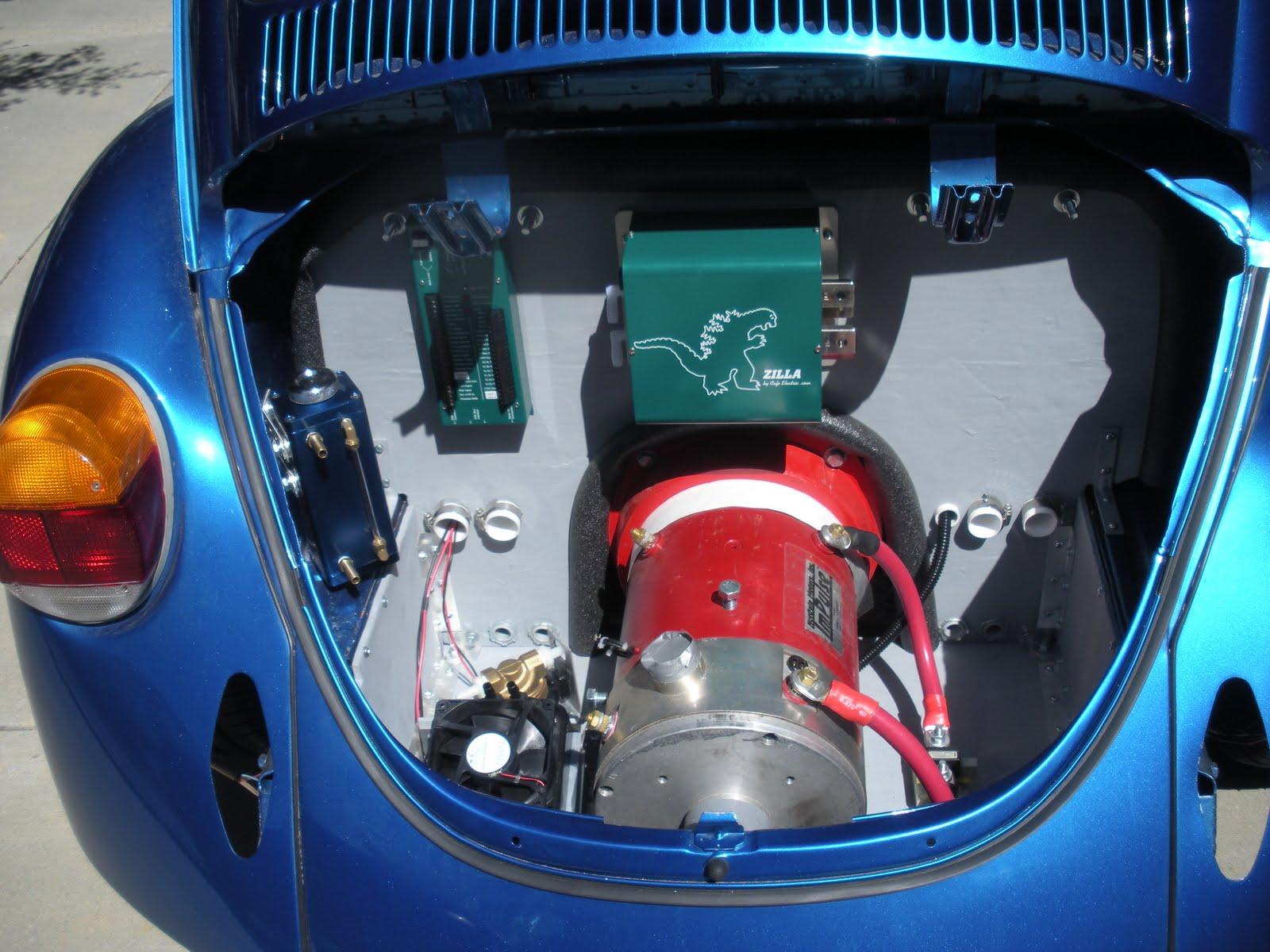 super beetle ev conversion may 2010. Black Bedroom Furniture Sets. Home Design Ideas