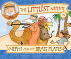 The Littlest Nephite by Bevan Olsen