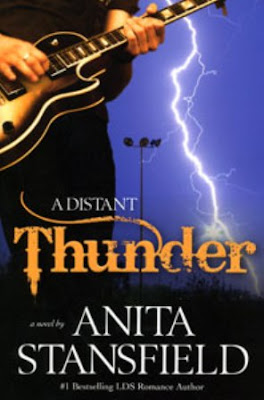 A Distant Thunder by Anita Stansfield