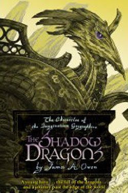 The Shadow Dragons by James Owen