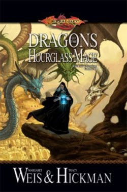 Dragons of the Hourglass Mage by Hickman and Weis