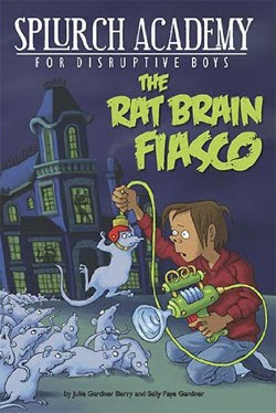 The Rat Brain Fiasco by Julie Gardner Berry