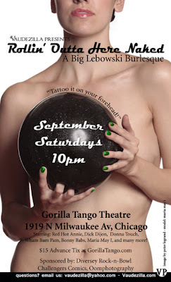 Big Lebowski Burlesque