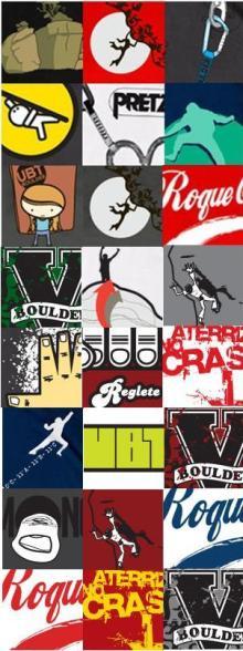 Escolha a sua camiseta