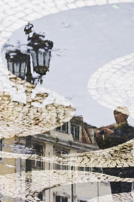 Fotografar (bem) exige sempre concentração - Lisboa, Reflexos