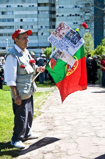Este país também é meu - 25 de Abril de 2010, Almada