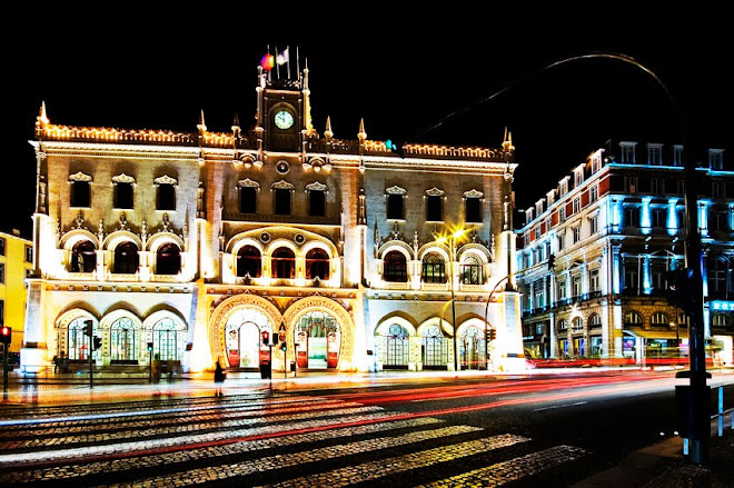 Estação do Rossio, Lisboa