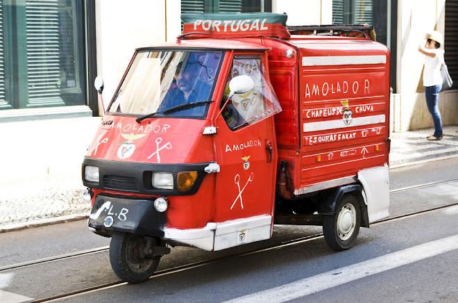 Um transporte muito pessoal e muito personalizado – Lisboa, EISA Maestro 2010 Portugal, 1º Lugar