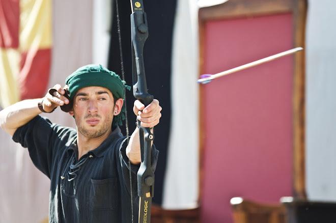 O Arqueiro - Feira Medieval de Avis 2010