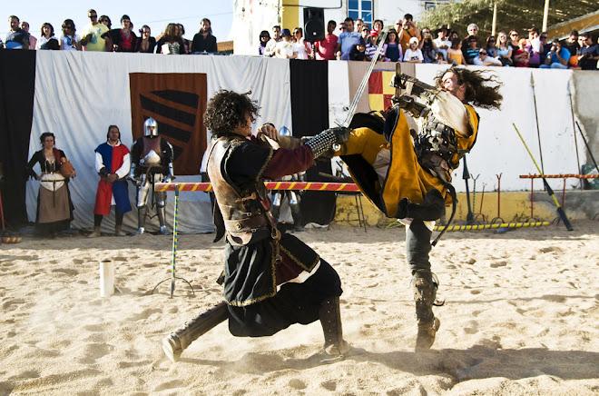 Combate - Feira Medieval de Avis 2010