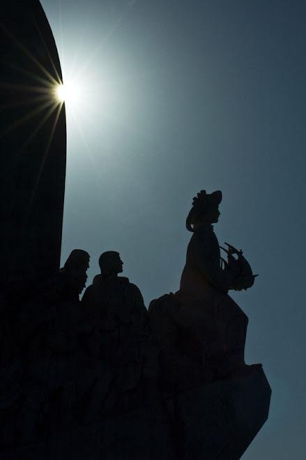 A luz ilumina aqueles que ousam! - Lisboa