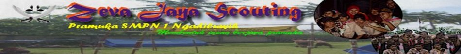 Zeva Jaya Scouting