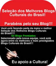 Seleção dos Melhores Blogs Culturais do Brasil