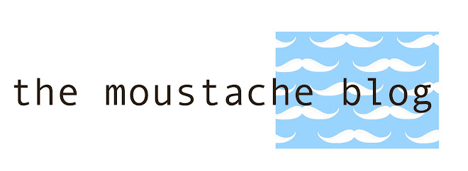 The Moustache blog