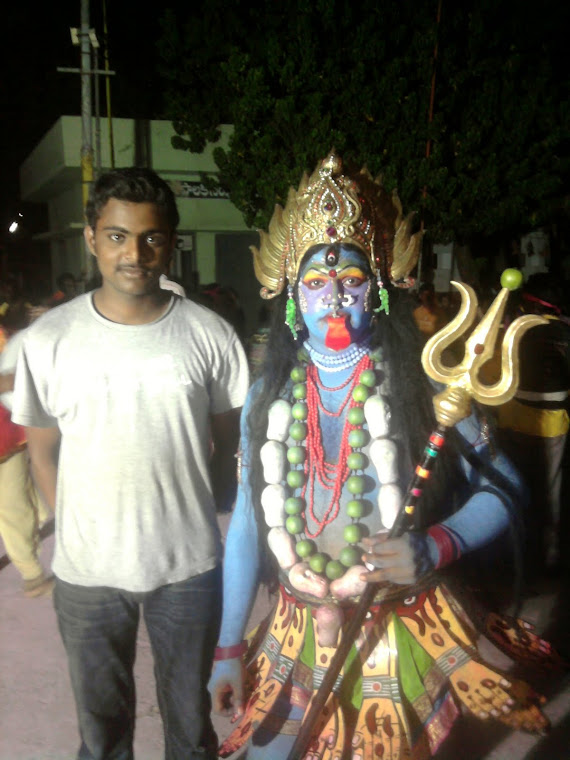 vinay with traditional avatar