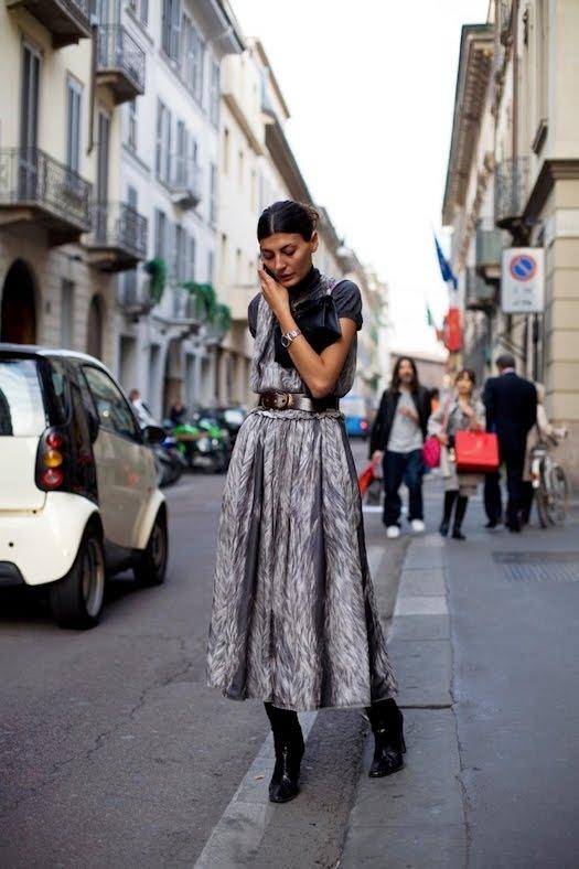 Самое главное отличие от россиянок: итальянки носят шубу не для того, чтобы согреться суровой зимой