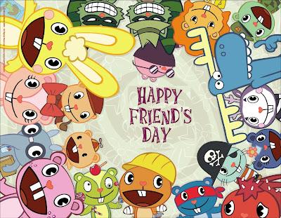 Dia del amigo Amiguitos