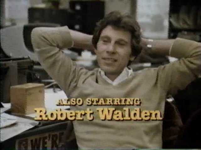 robert walden height