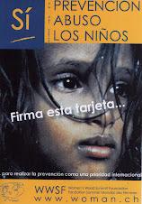 Día de Prevención del Abuso contra los Niños