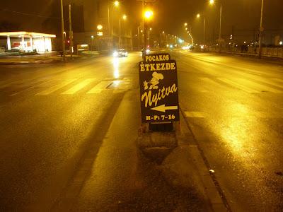 street art, illegális reklám, Budapest,  blog, Hungary,  street art, Pocakos Lakatos Étkezde, Soroksári út, illegális reklám
