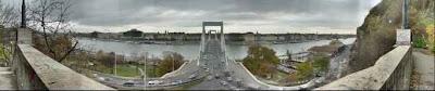Budapest, blog, fotó, panoráma, gigapixel, Elisabeth bridge, Erzsébet híd