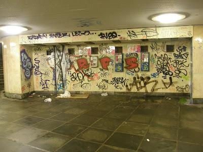 Belváros, Budapest: Felemás siker a falfirka elleni kampfban