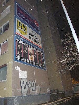 Tél utca, IV. kerület, Újpest, Budapest, blog, mobil óriásplakát, street art, környezetszennyezés, köztér