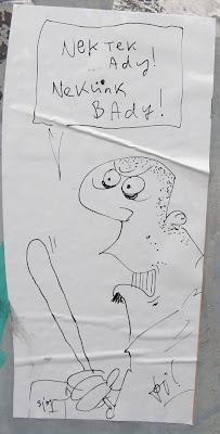belváros, blog, Budapest, Demszky Gábor, dzsuva, falfirka, public art, street-art, tag, teg, teggelés, V. kerület, vandalizmus, Városháza, writer