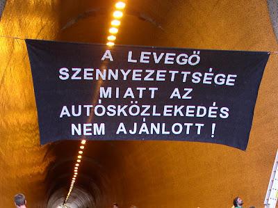 Zöfi, Zöld Fiatalok, Budapest,  Alagút,  Gyalagút, környezetszennyezés, Budapest, piknik