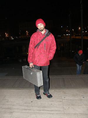 Sickratman, Paizs Miklós, Miki, Korai Öröm, Gödör, 2008, belváros, Budapest, Erzsébet tér, Gödör Klub, Hungary, koncert, Korai Banditos, Korai Öröm, Magyarország, V. kerület