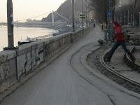 Budapest, biciklisút, kerékpár, Lánchíd, bicycle, bike, bringa, Széchenyi Lánchíd
