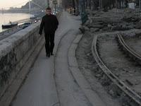 bicikliút, biciklisút, Lánchíd, Széchenyi híd, Hungary, Megyerország, bringaút, Demszky, Budapest