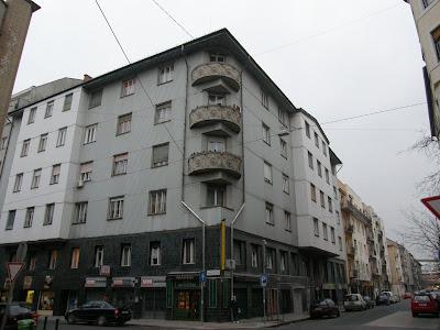 Lambériás ház, XIII. kerület, Újlipótváros, Hegedüs Gyula 65, szabadkőműves, Budapest,  free masons