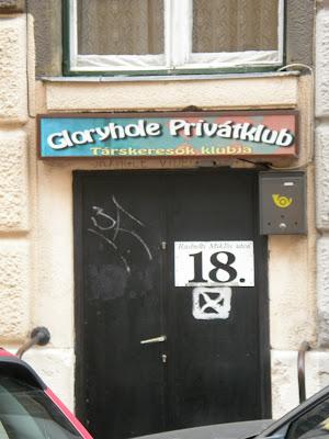 gloryhole, szexklub, Budapest, XIII. kerület, Radnóti utca