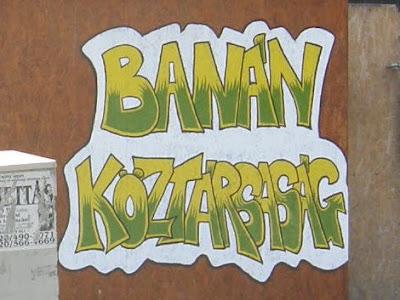 Banana Republic, Banán Köztársaság, Magyarország, Budapest, Hungary, Zugló, XIV. kerület, vicces, funny