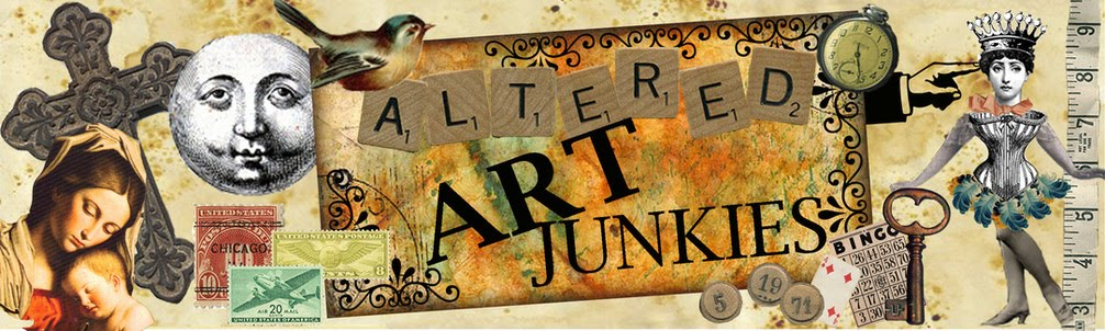 I'm an Altered Art Junkie!