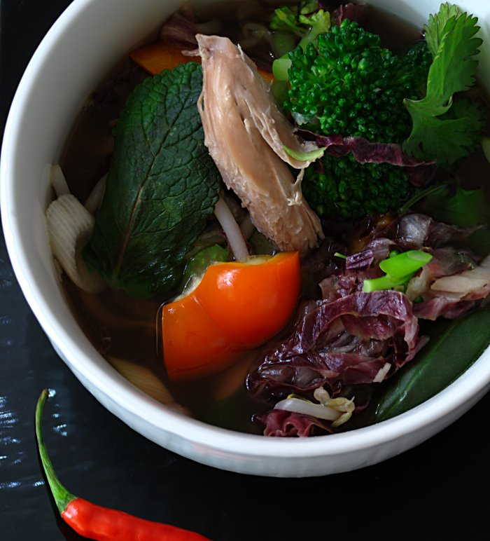 Food and Foto: Vietnamese Duck Pho