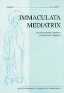 Immaculata Mediatrix. Rivista di Mariologia
