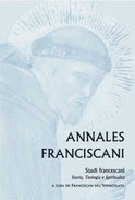 Annales Franciscani. Rivista di studi francescani