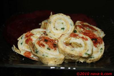 Egg Fish Roll (Steamed) by Nava-k