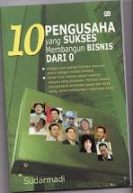 Lika-liku 10 pengusaha sukses