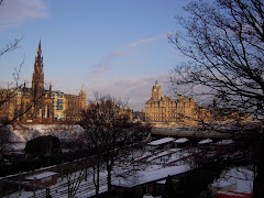 View across to Princes Street