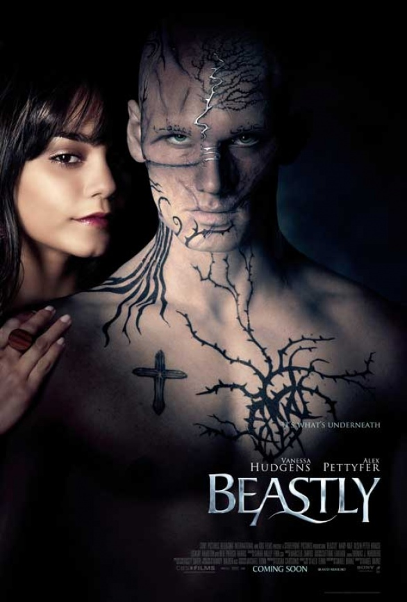 kinogallery com Beastly poster 8