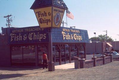 Brady 39 s lorain county nostalgia remember arthur treacher for Fish store columbus ohio