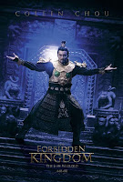 The Forbidden Kingdom - Collin Chou