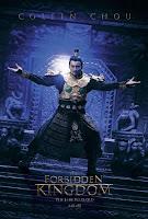 The Forbidden Kingdom - Collin Chou